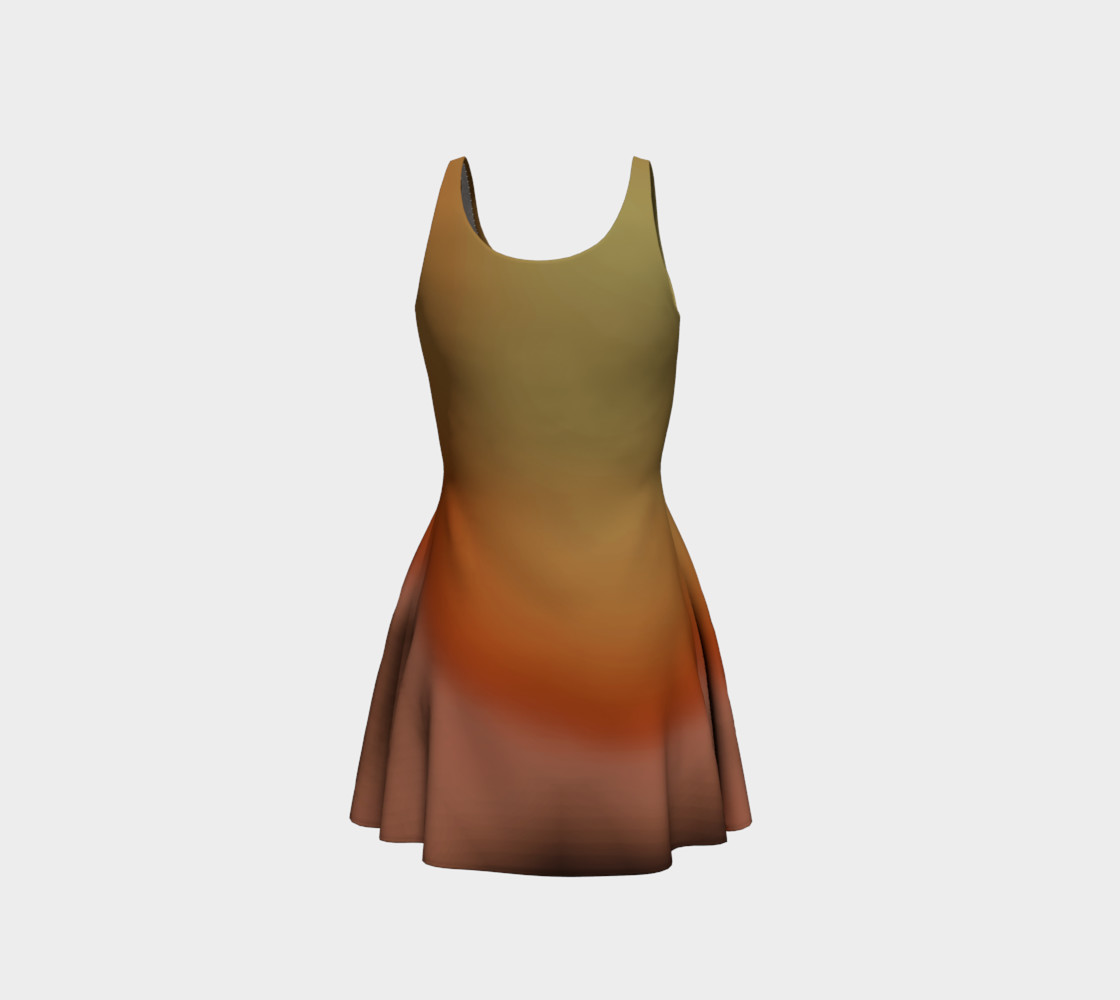Aperçu de RUSTIC Flare Dress #3
