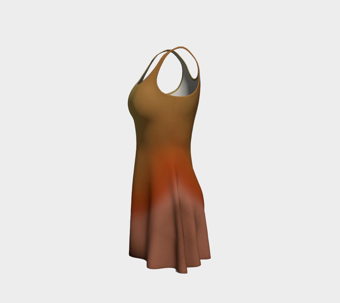 Aperçu de RUSTIC Flare Dress #2