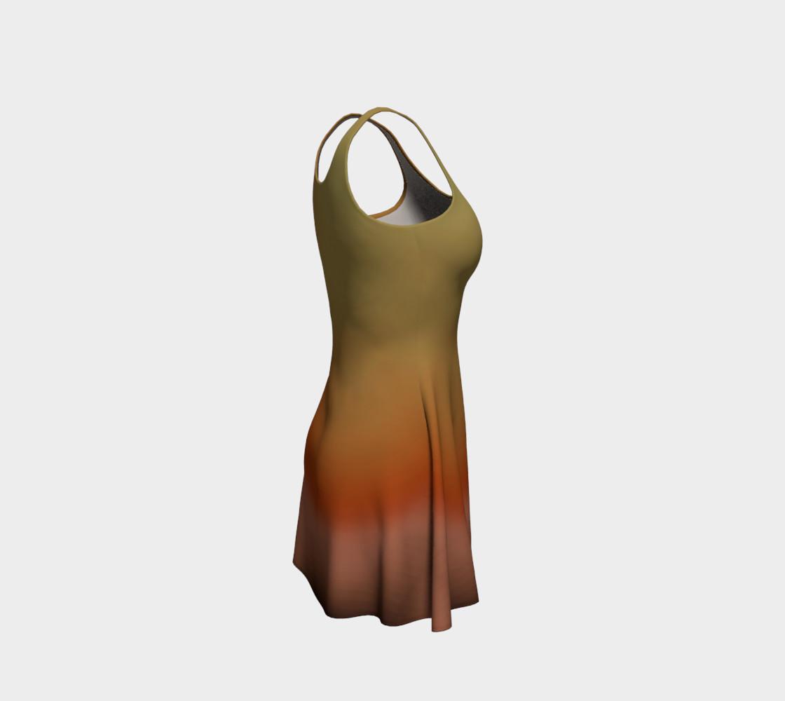 Aperçu de RUSTIC Flare Dress #4
