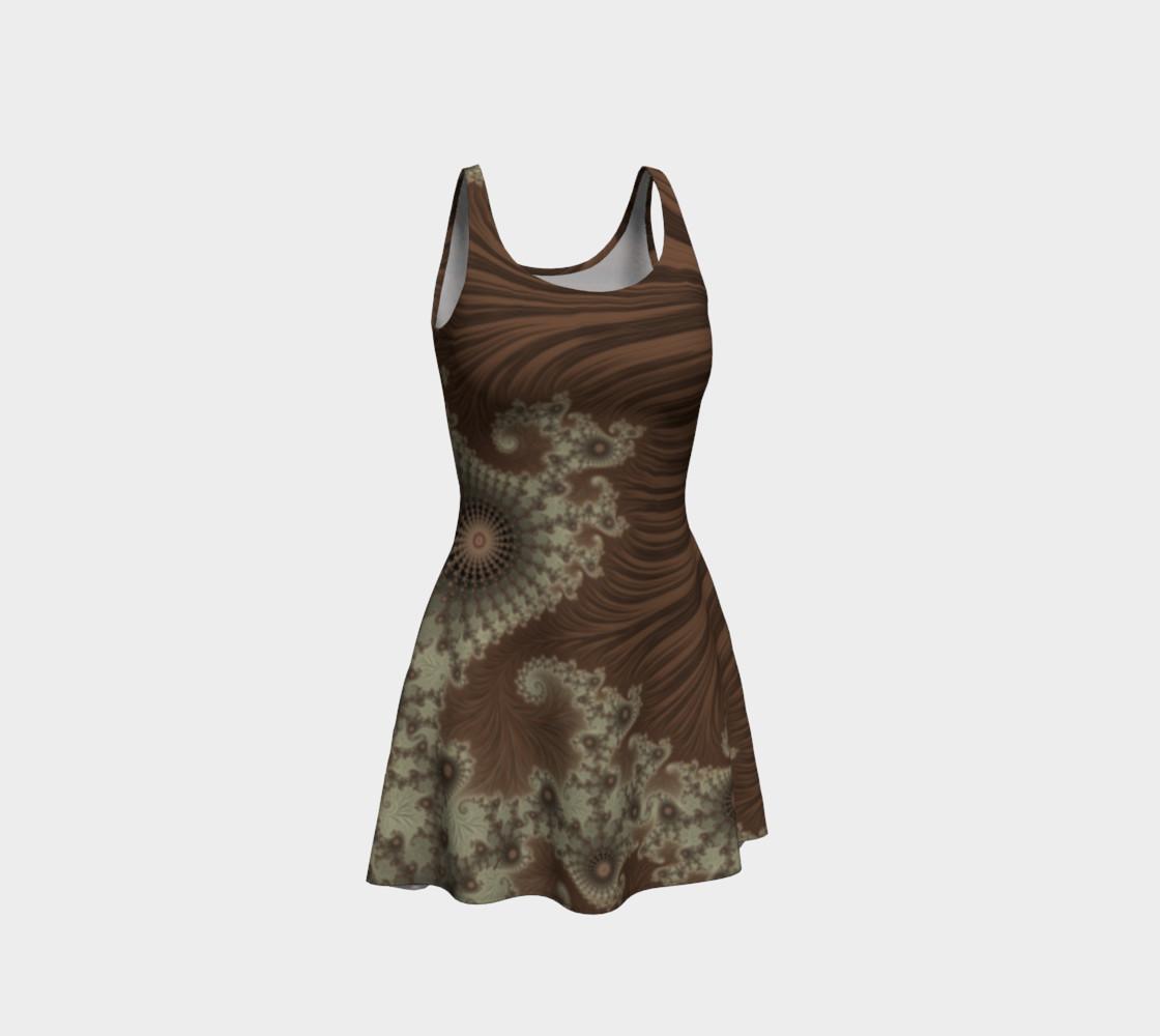 Desert Oasis Flare Dress preview #1
