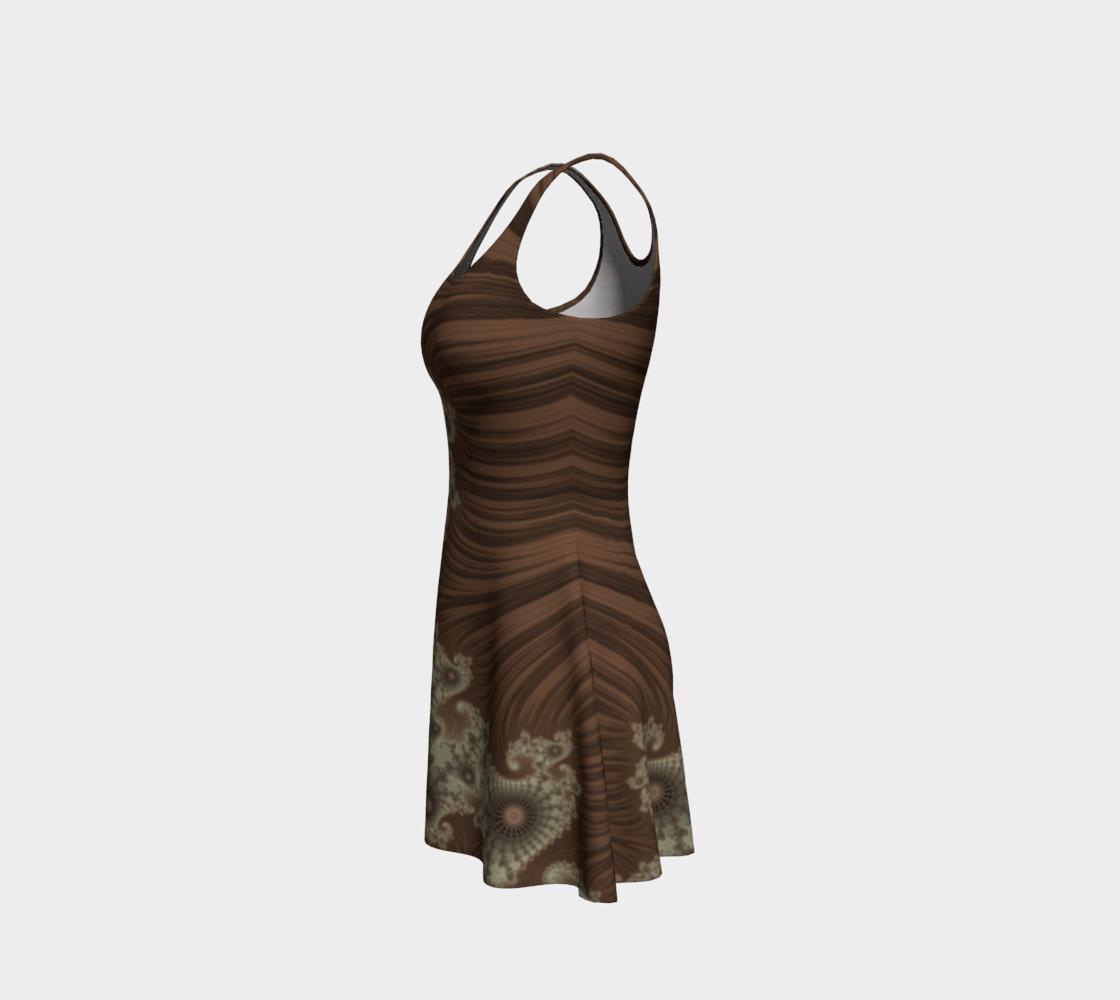Desert Oasis Flare Dress preview #2