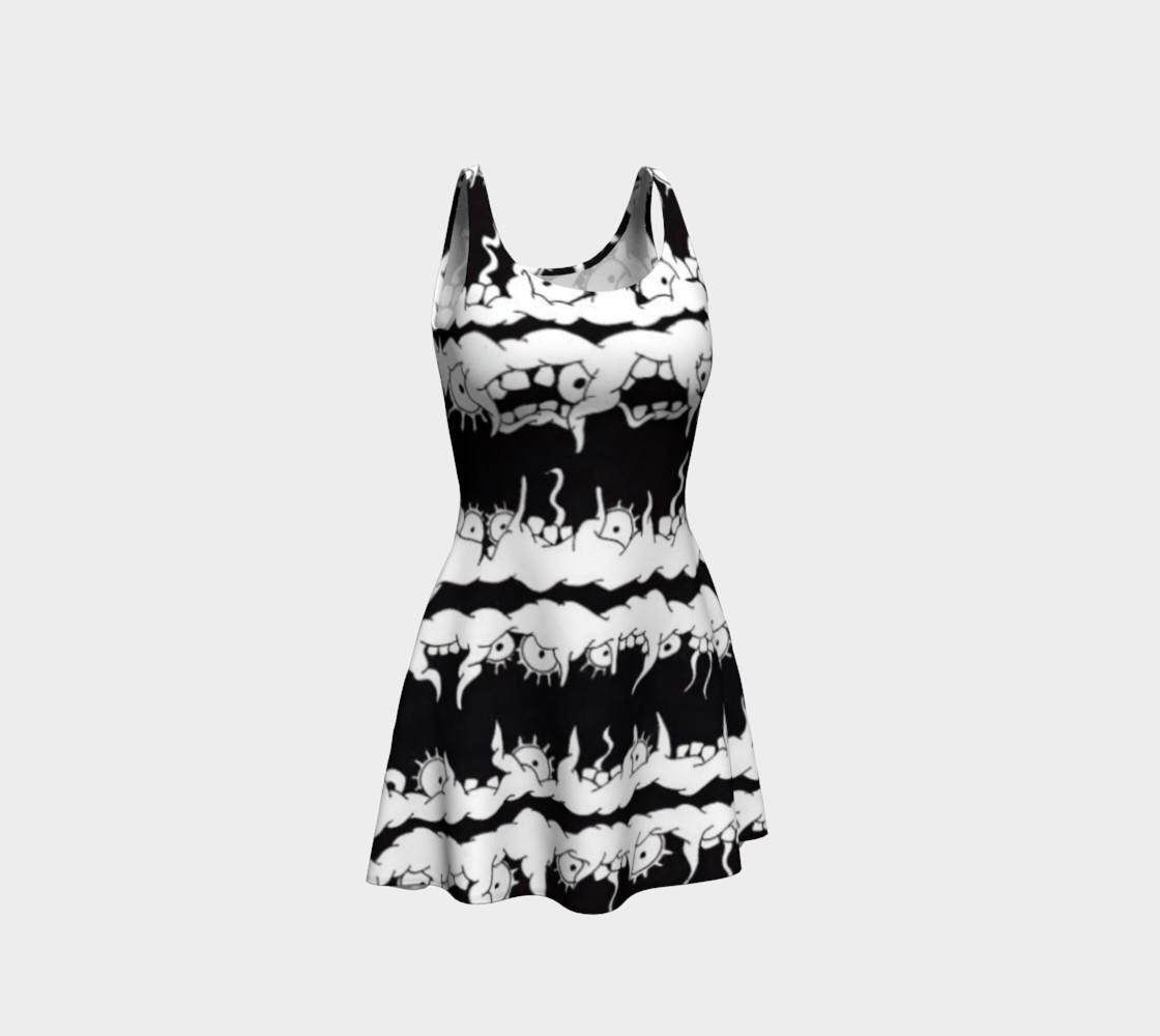 Monster-ette Dress (Flare) preview #1