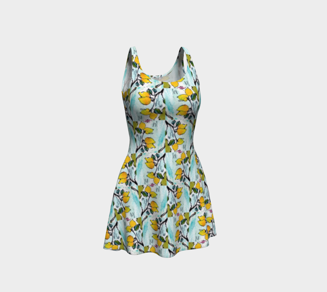 Aperçu de Lemons of Monterosso Pattern #1