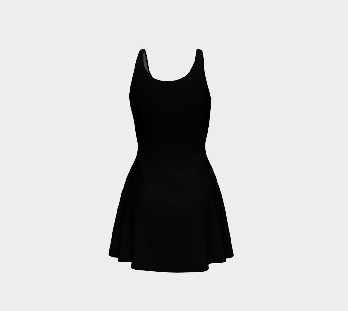 Gnu Age Hipsters Flare Dress by Rick London preview #3