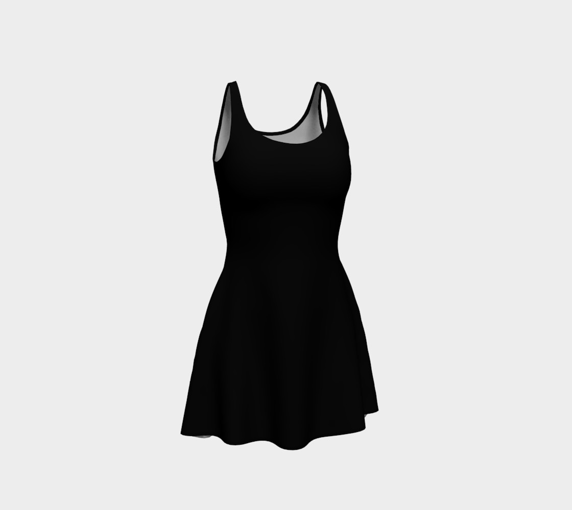 Gnu Age Hipsters Flare Dress by Rick London preview #1
