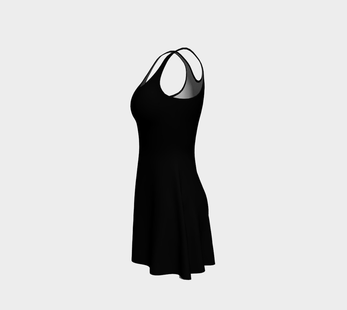 Gnu Age Hipsters Flare Dress by Rick London preview #2