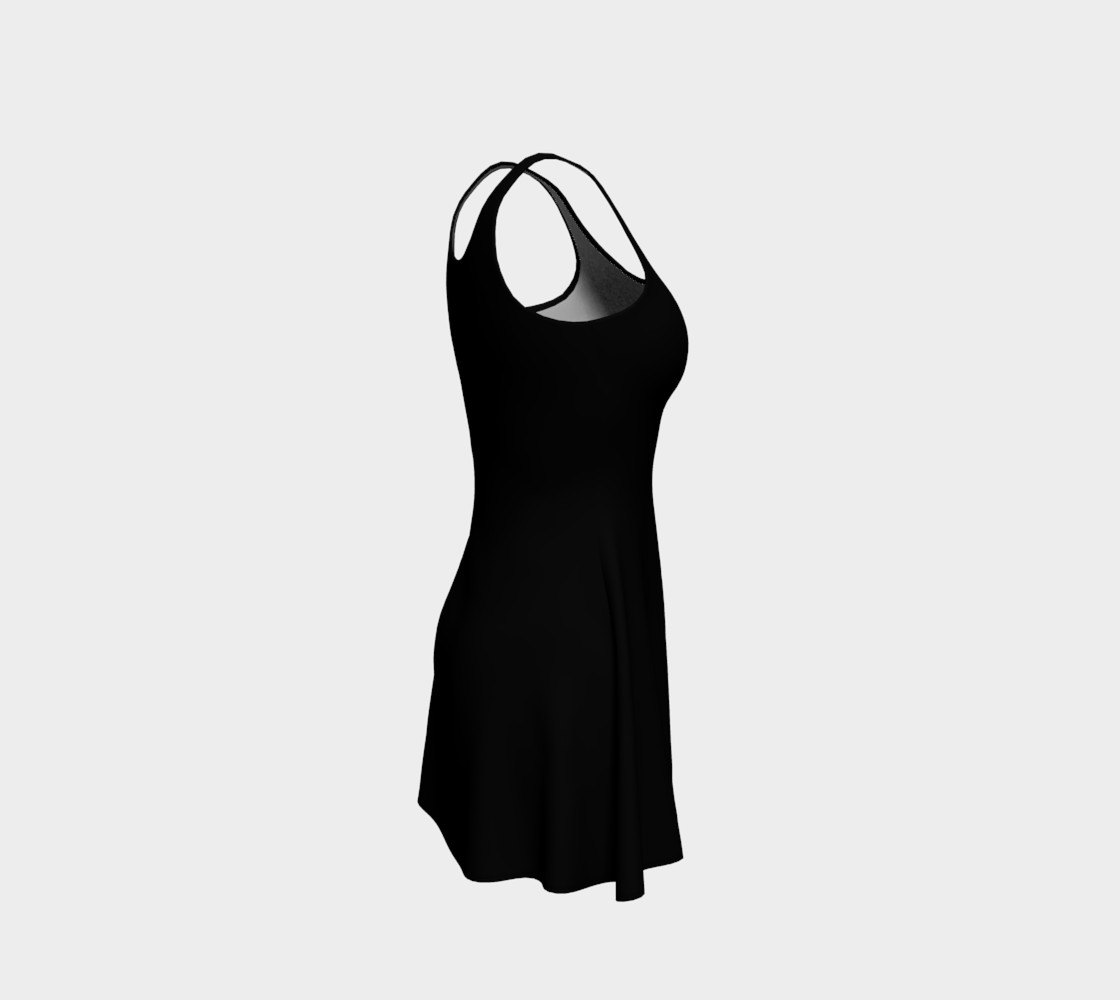 Gnu Age Hipsters Flare Dress by Rick London preview #4