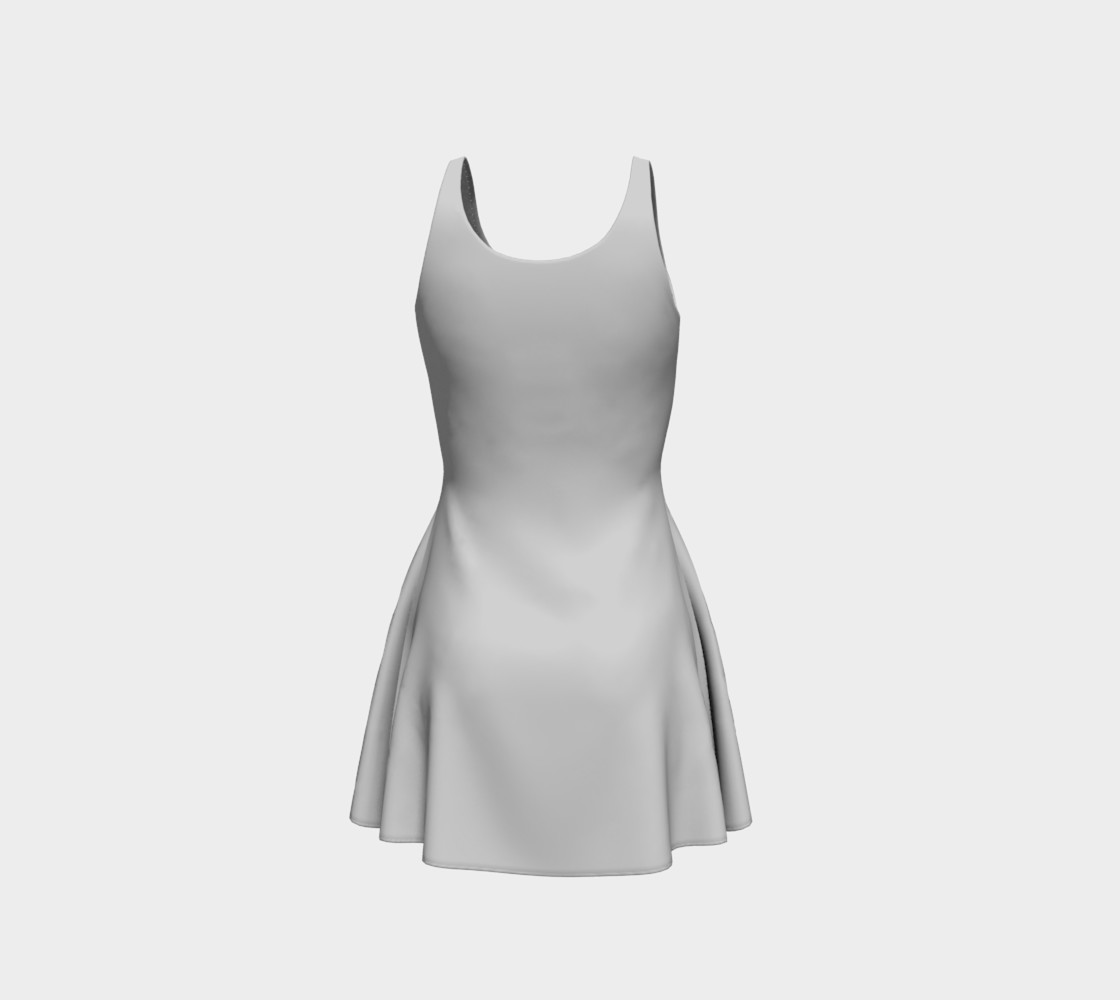Harmonica Rest Home Flare Dress by Rick London preview #3