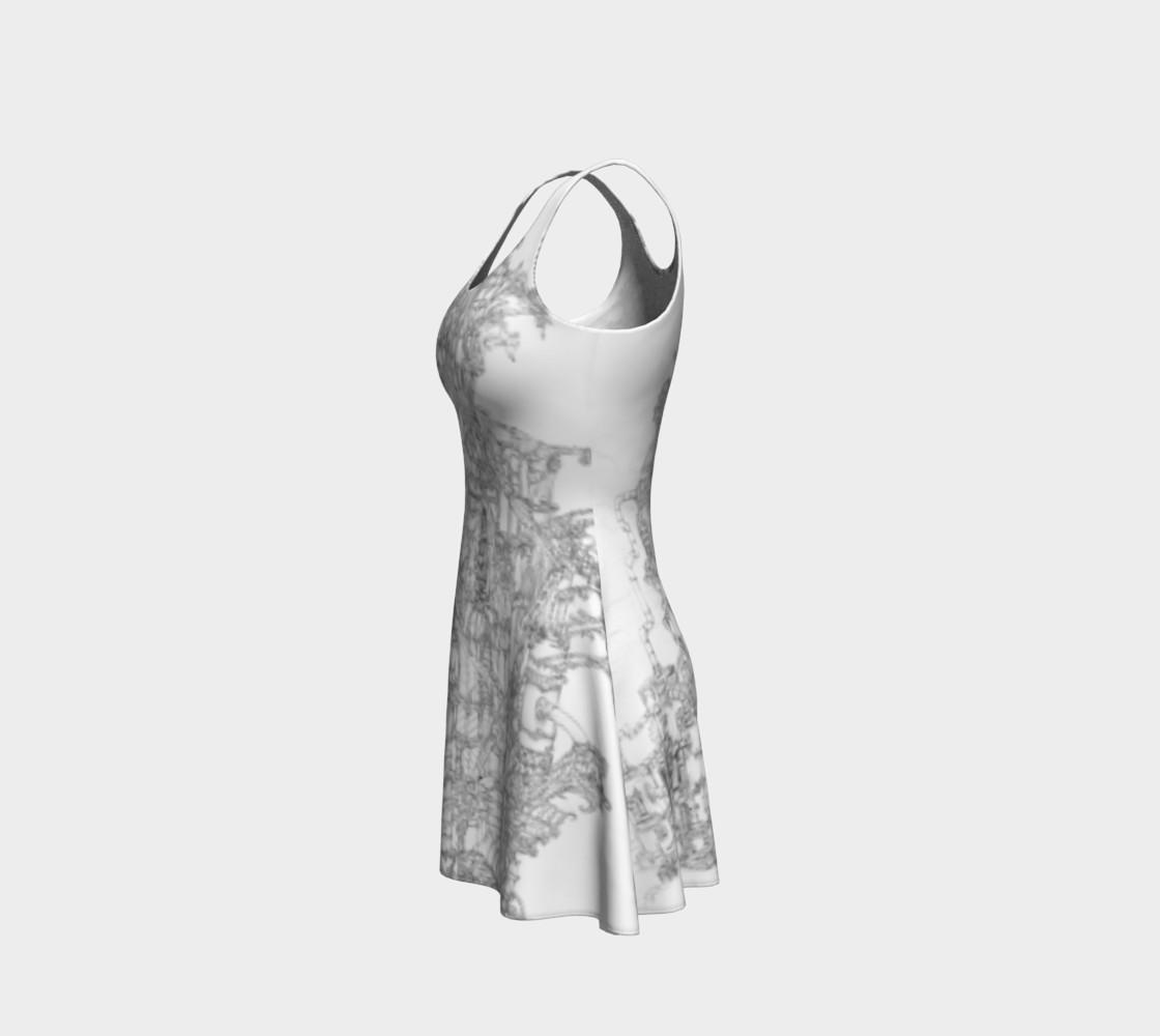 Aperçu de Space Elevator Flare Dress #2