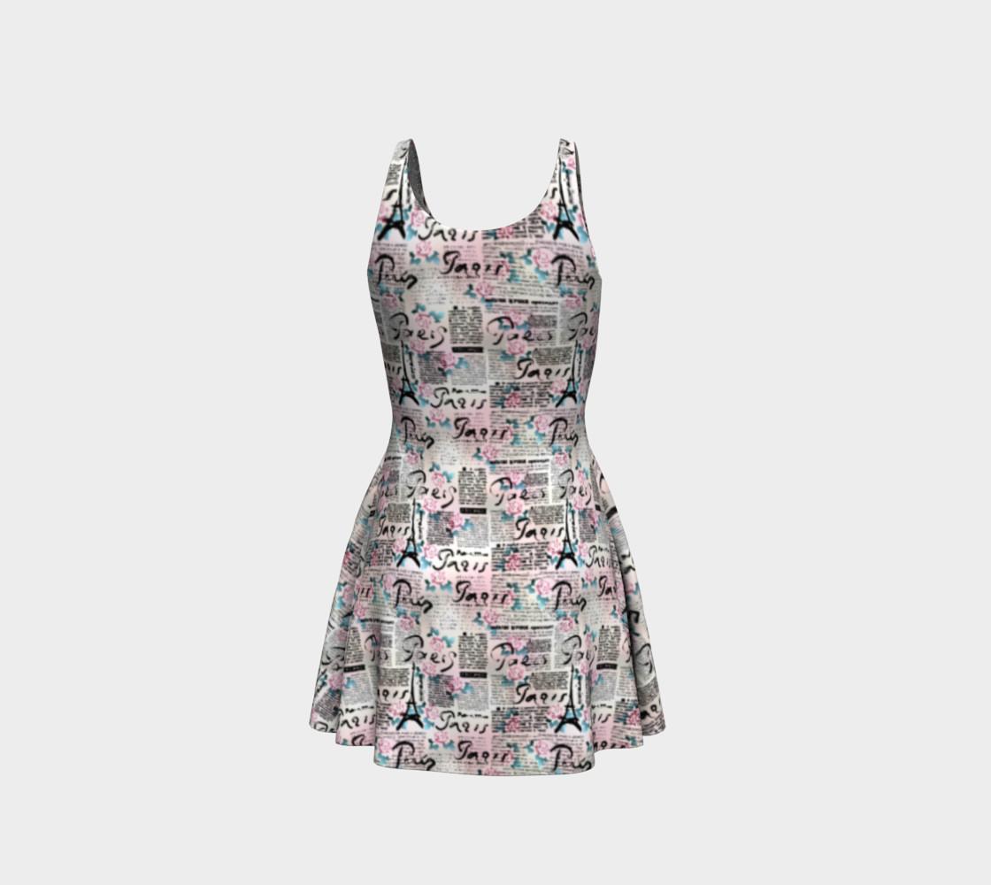 Aperçu de Paris Flare Dress #3