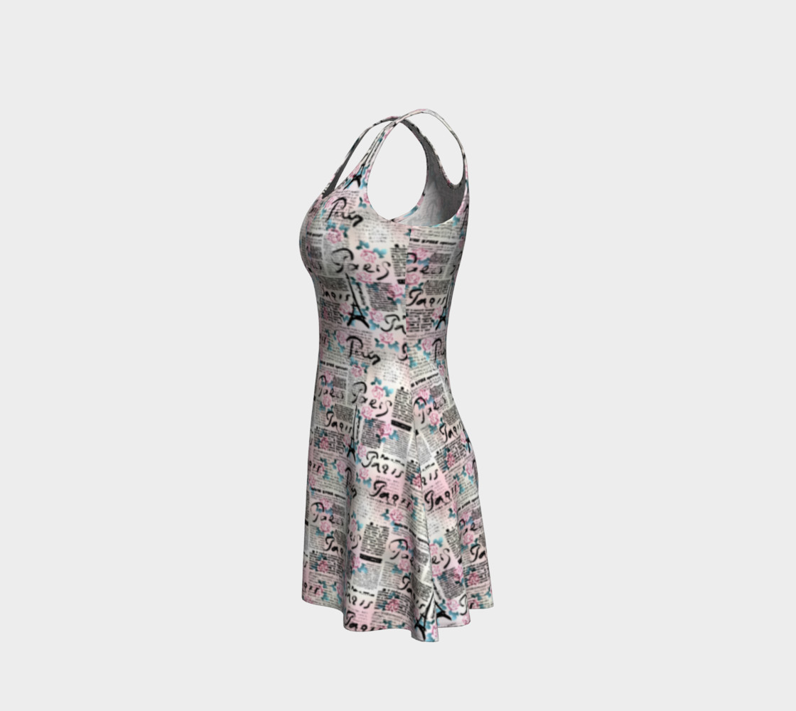 Aperçu de Paris Flare Dress #2