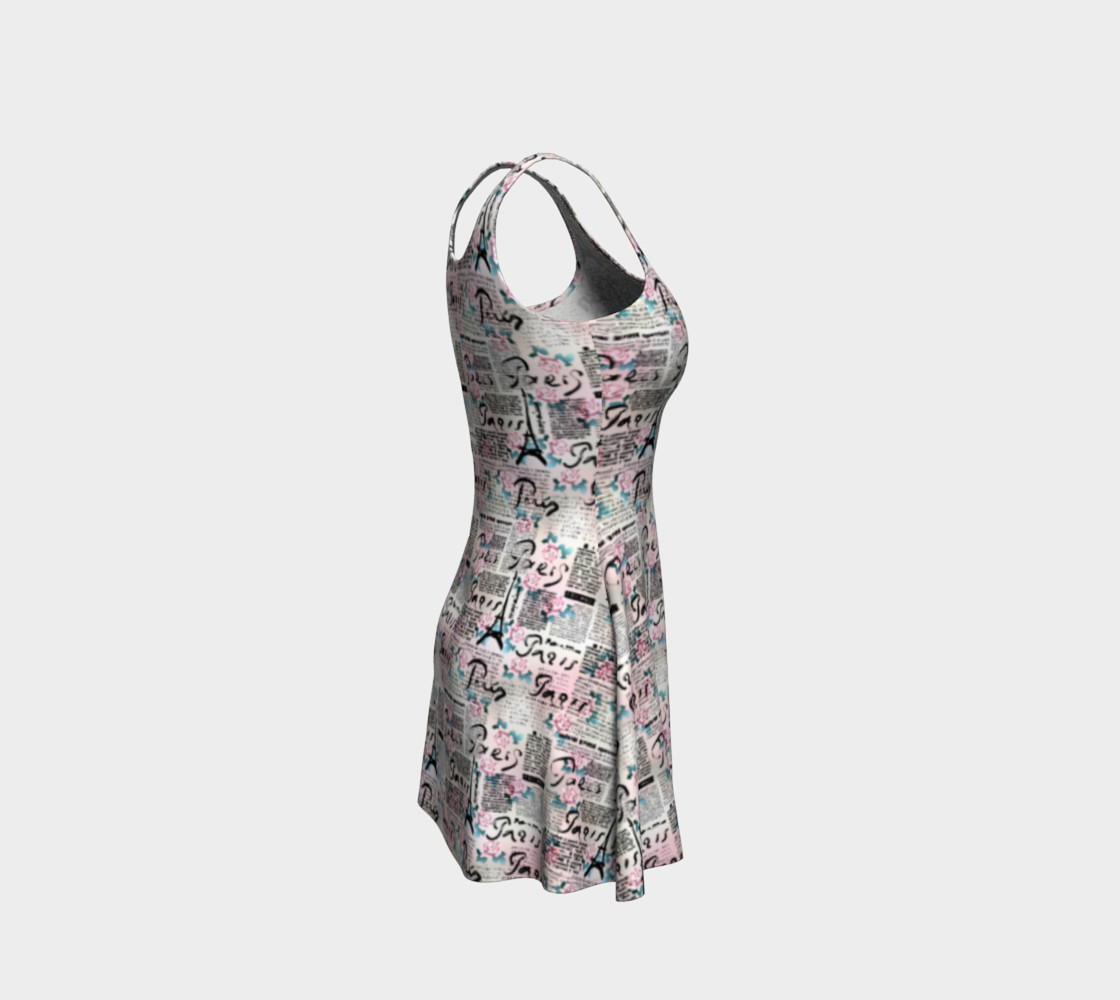 Aperçu de Paris Flare Dress #4
