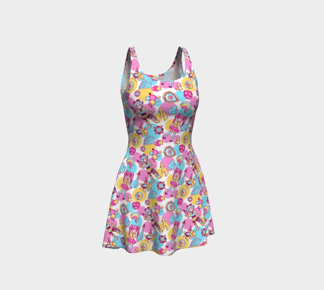 Aperçu de Anime Flare Dress #1