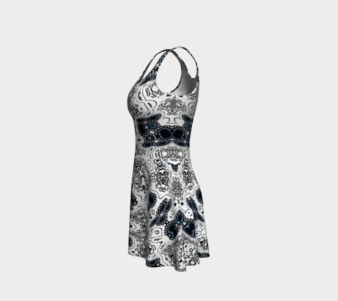 Aperçu de Chamber Jazz Virtual Corset Flare Dress #2