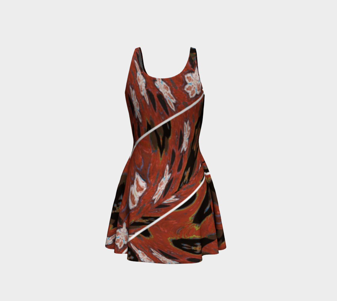 Simone Says Lydia-Inspired Turbulence  Dress preview #3