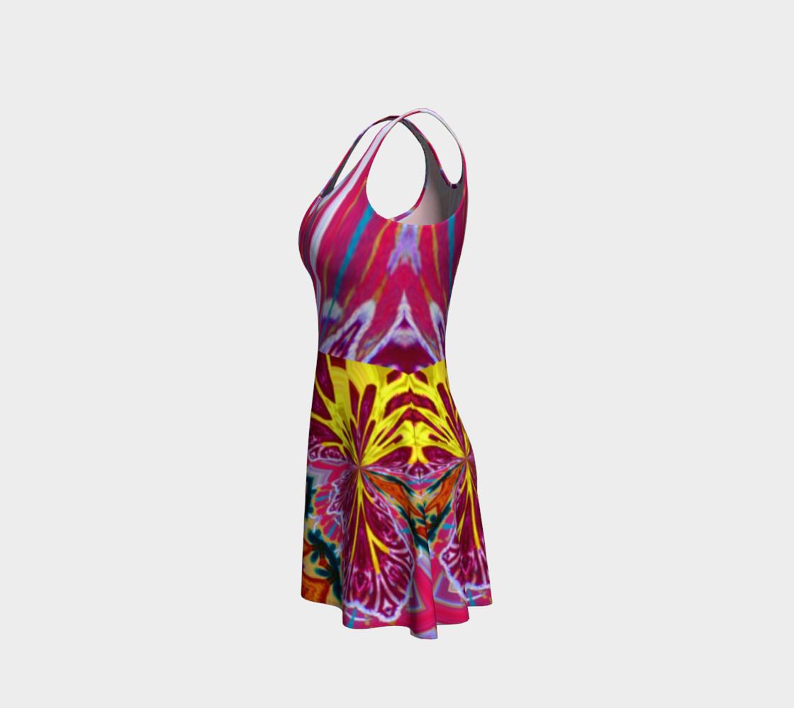 Aperçu de Newport Festive-Flow Candy Flare Dress #2