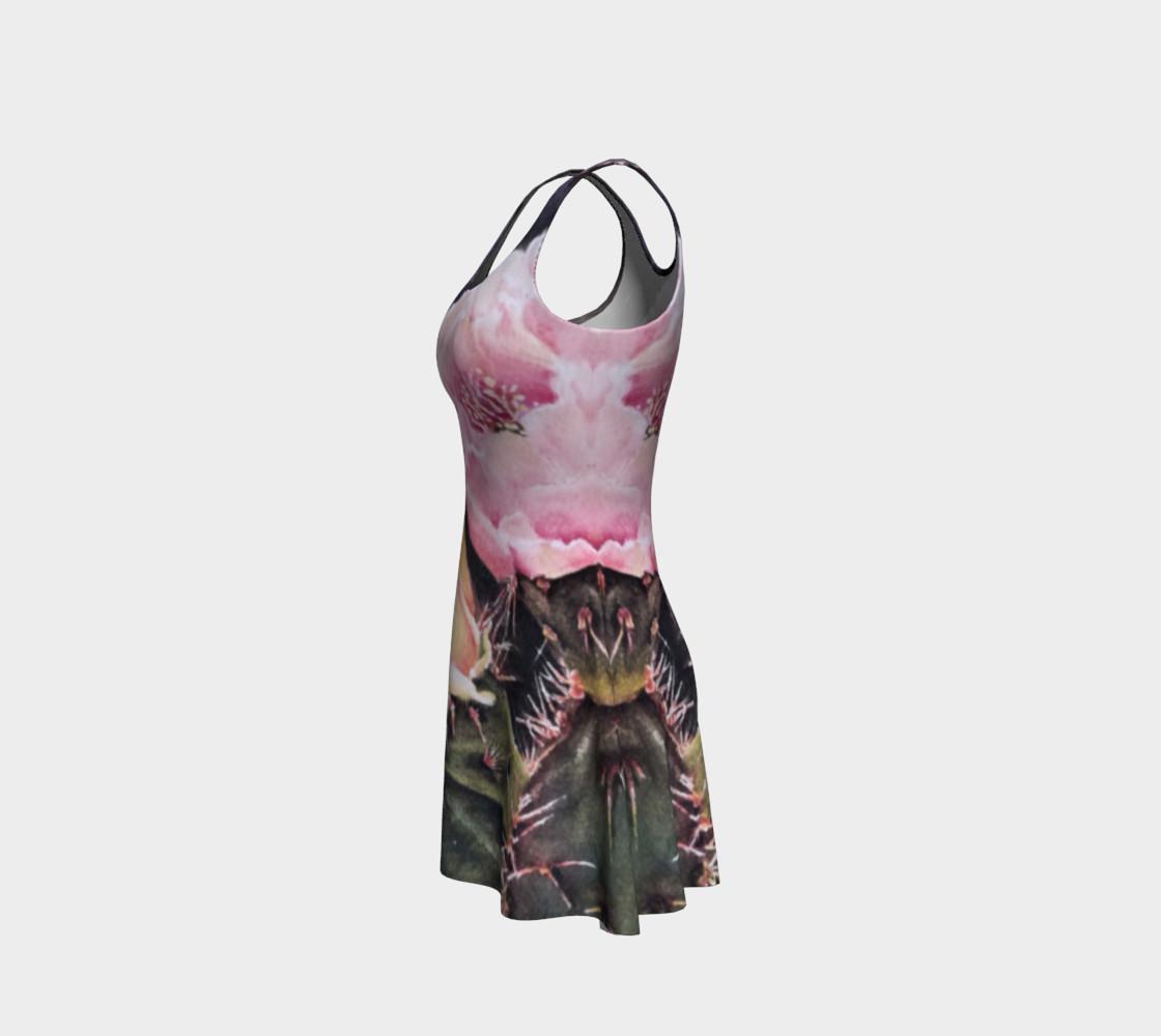 Desert Cactus Flare Dress preview #2