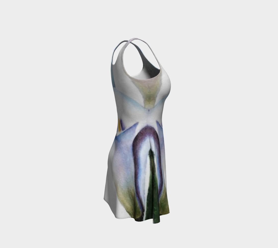 Calla Lily Flare Dress preview #4