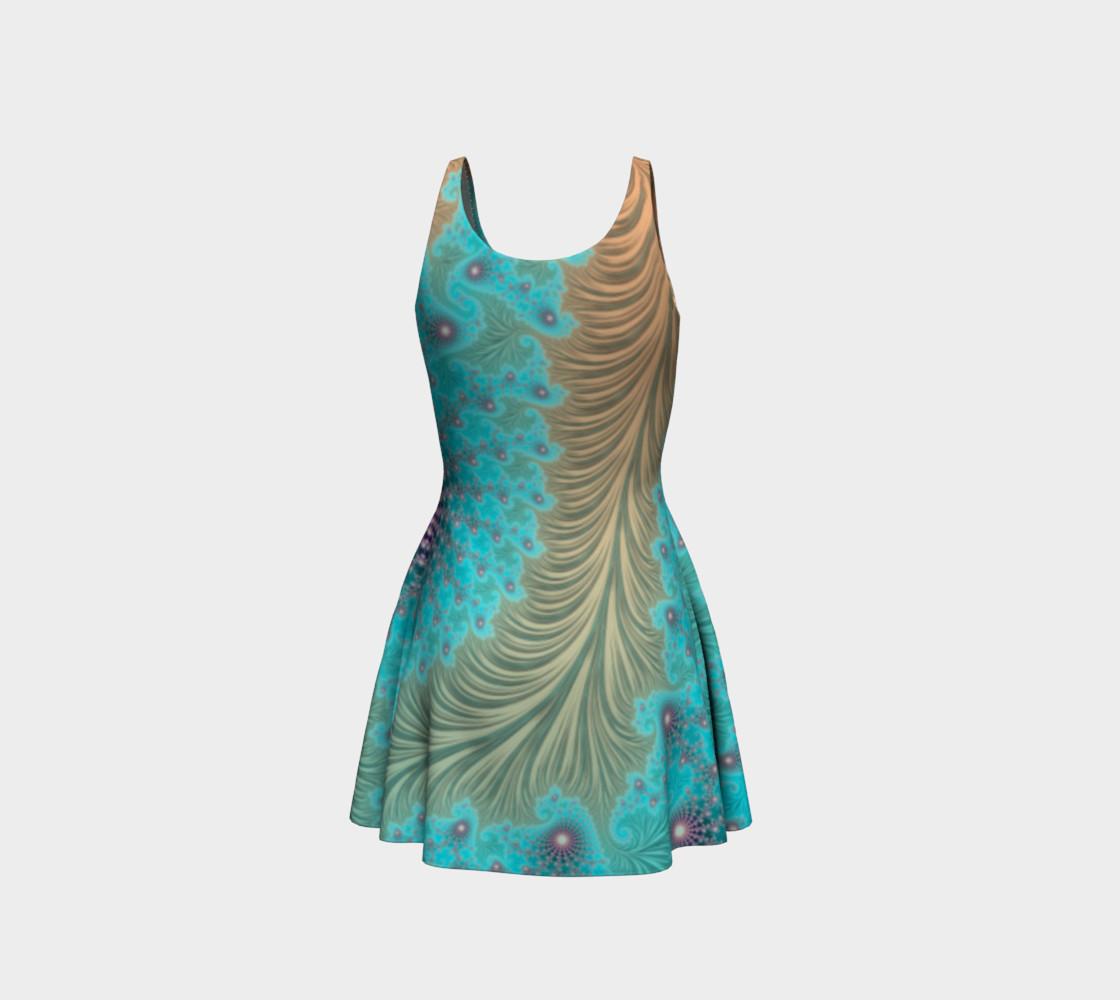 Aquae Flare Dress preview #3