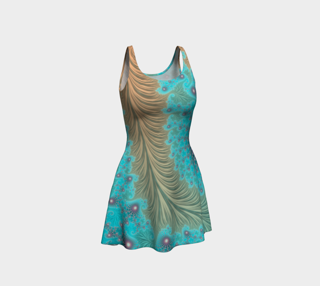 Aquae Flare Dress preview #1