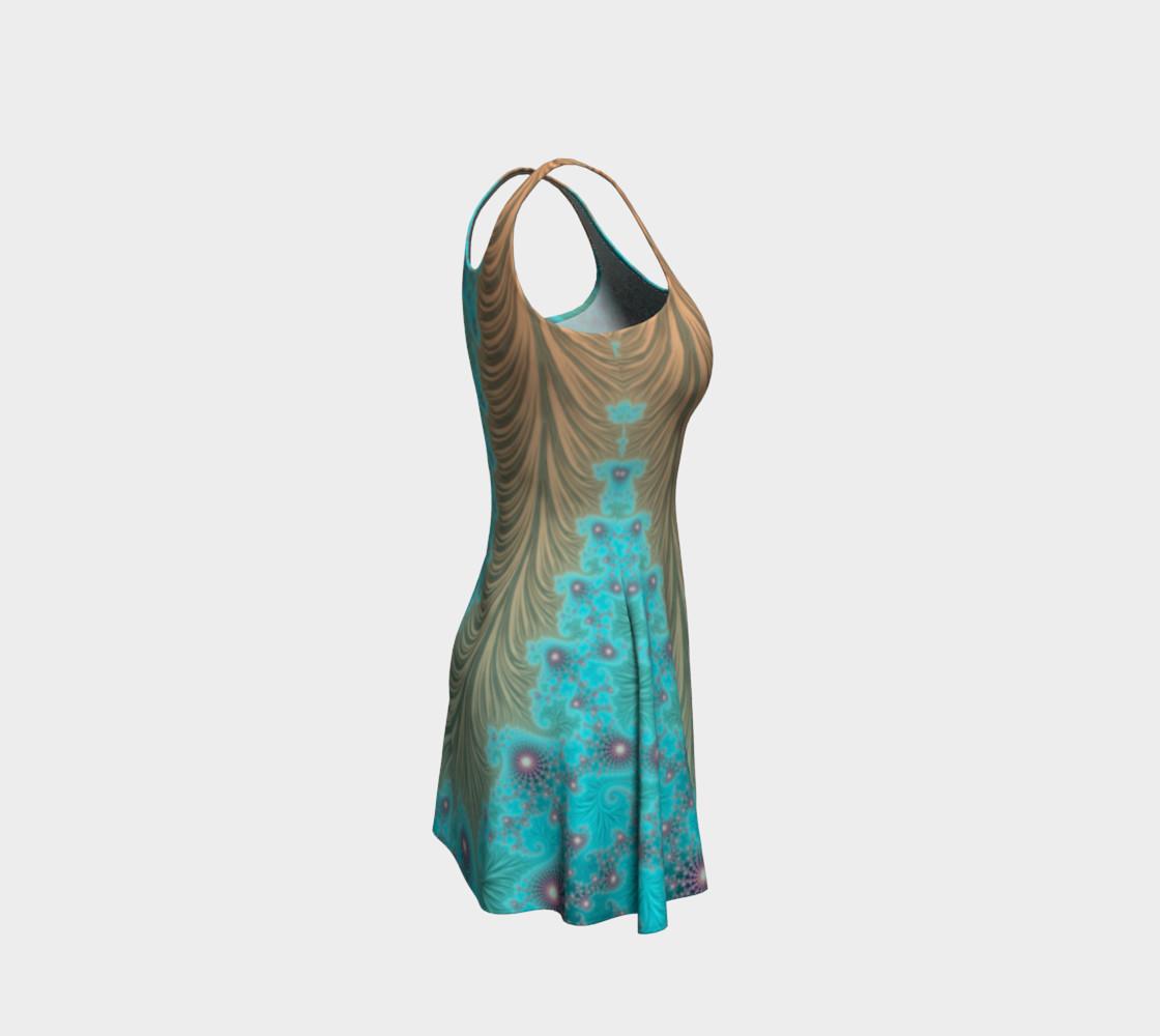 Aquae Flare Dress preview #4