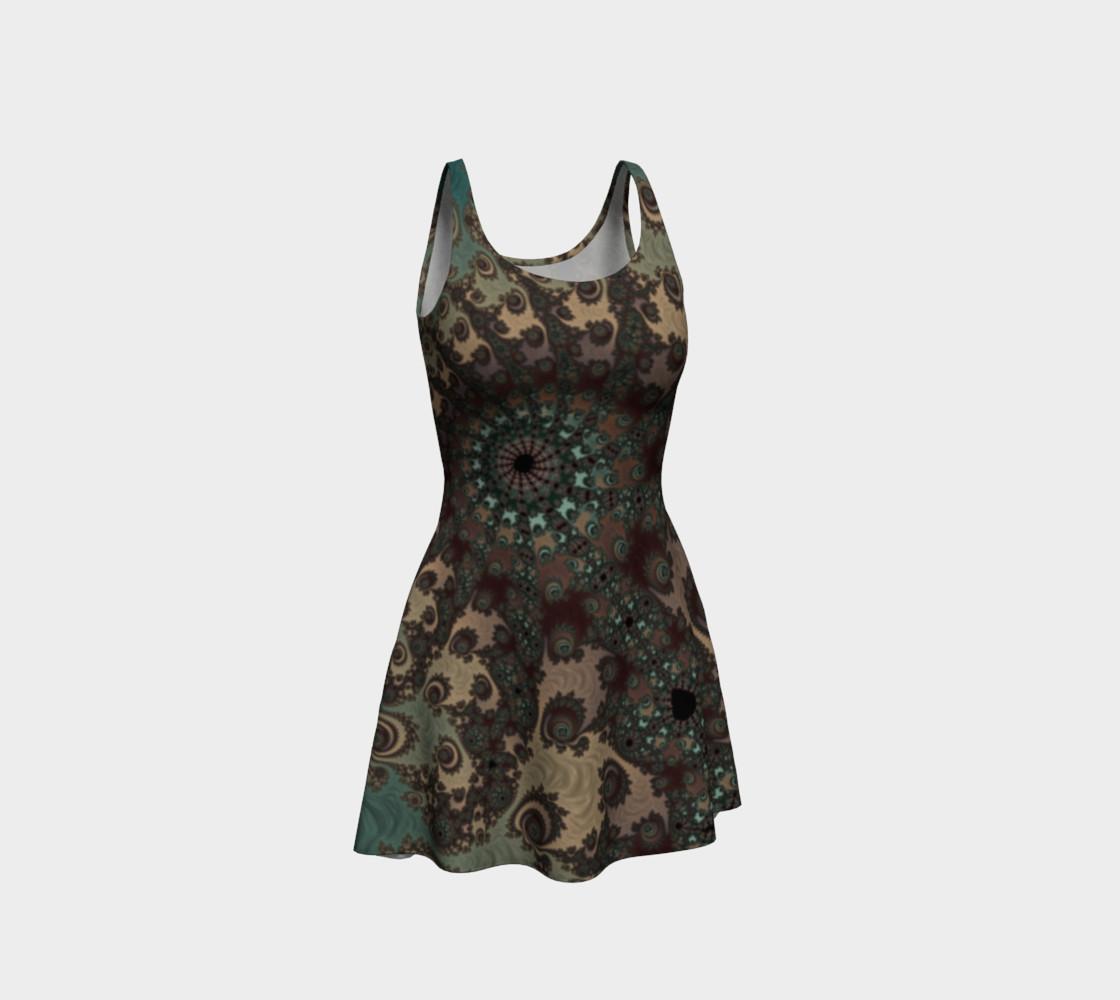 Bohemian Fantasy Flare Dress preview #1