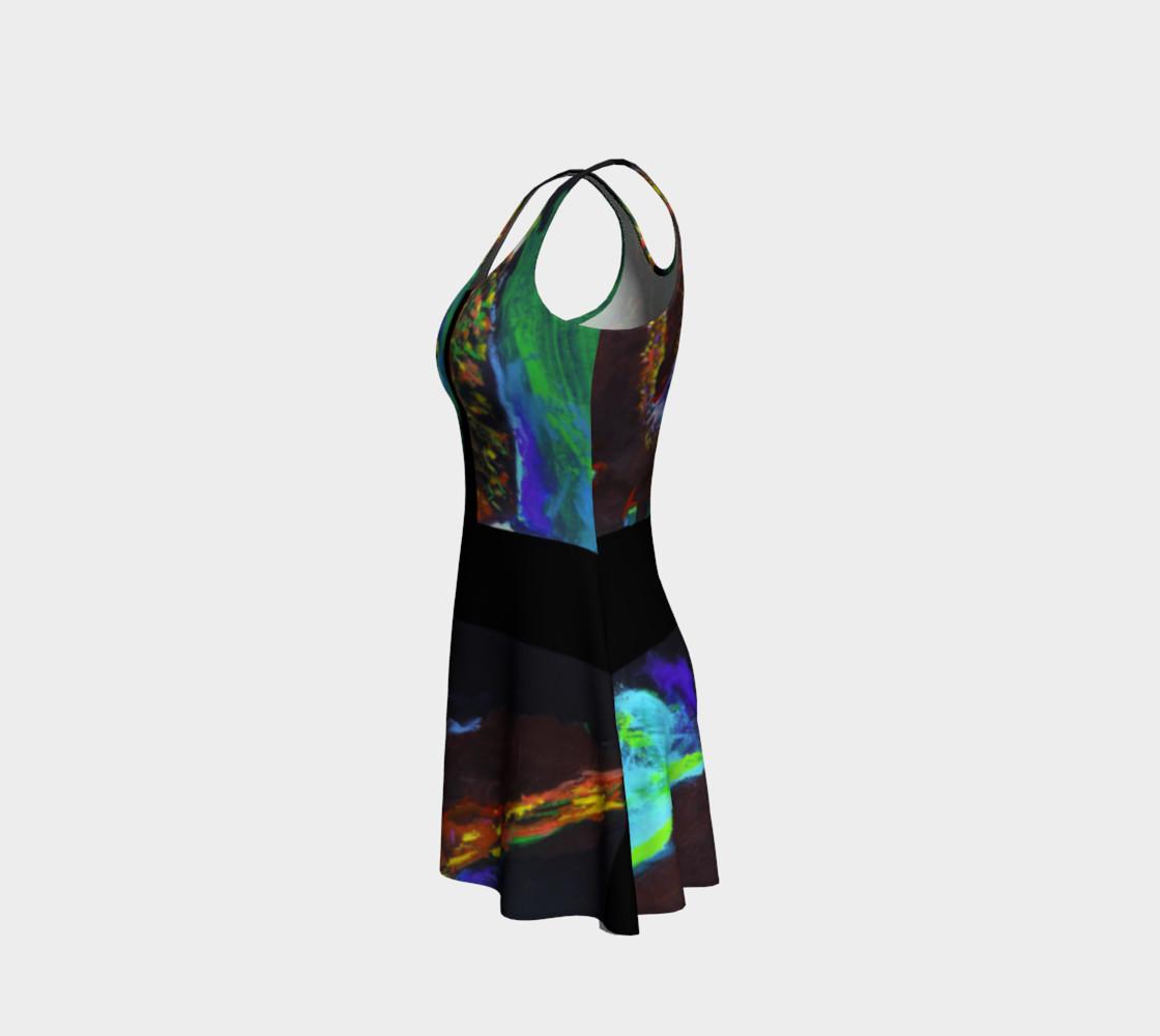 Aperçu de Lady Patriot Power-Flare Dress #2