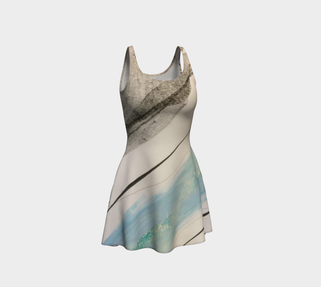 ocean current dress preview #1