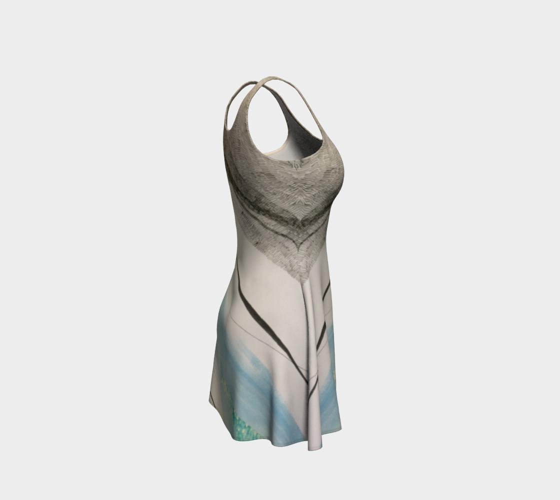 ocean current dress preview #4