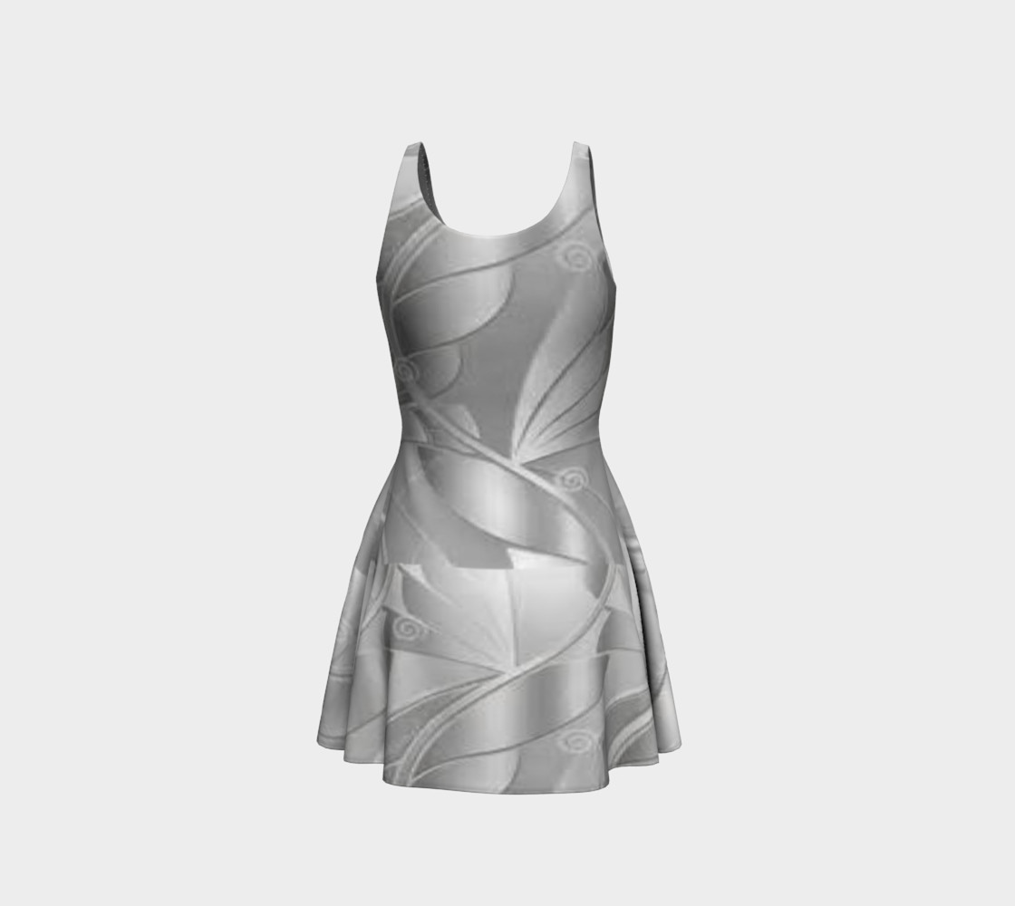 Aperçu de Silver Flair Dress   106-24 #3