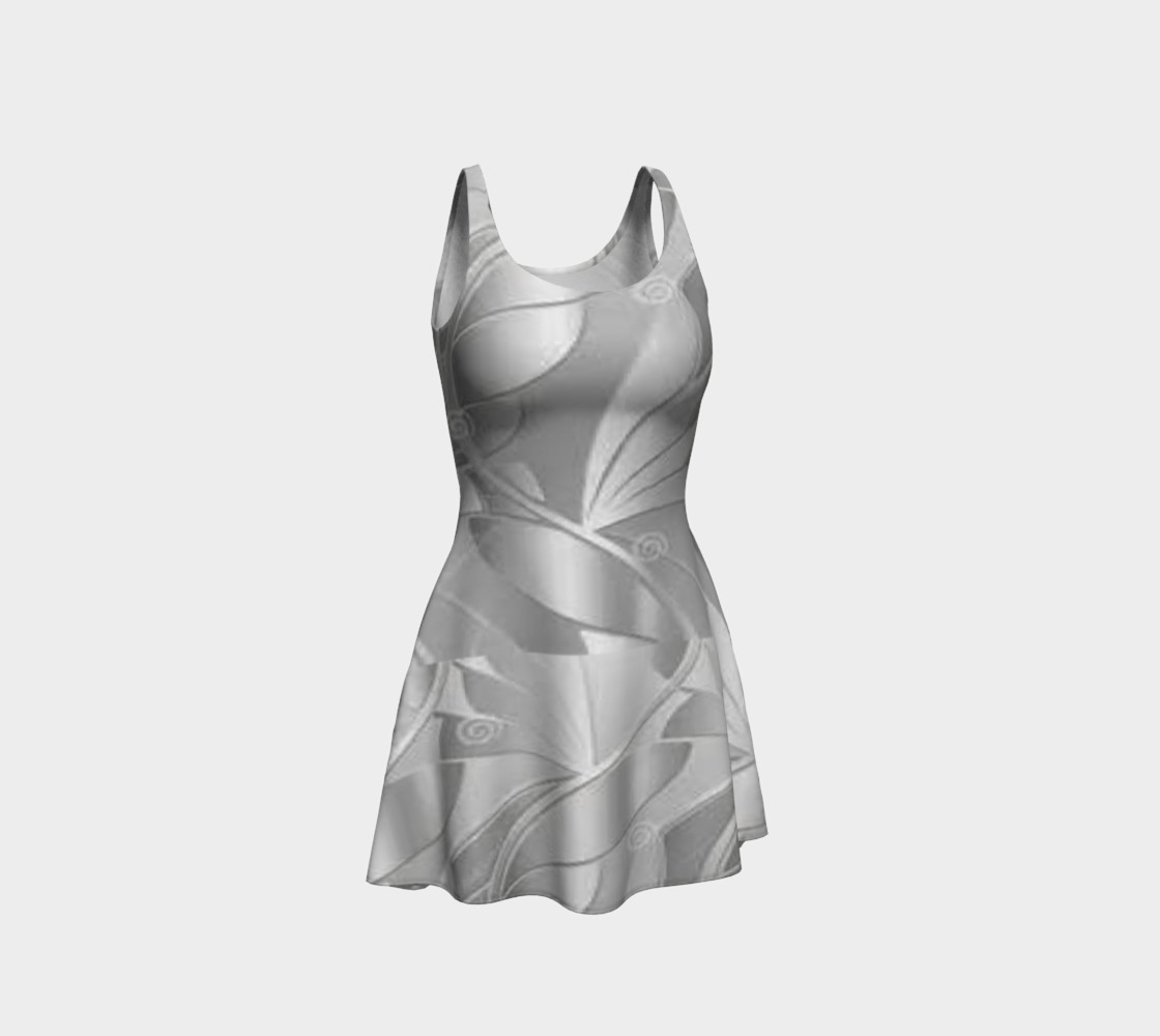 Aperçu de Silver Flair Dress   106-24 #1