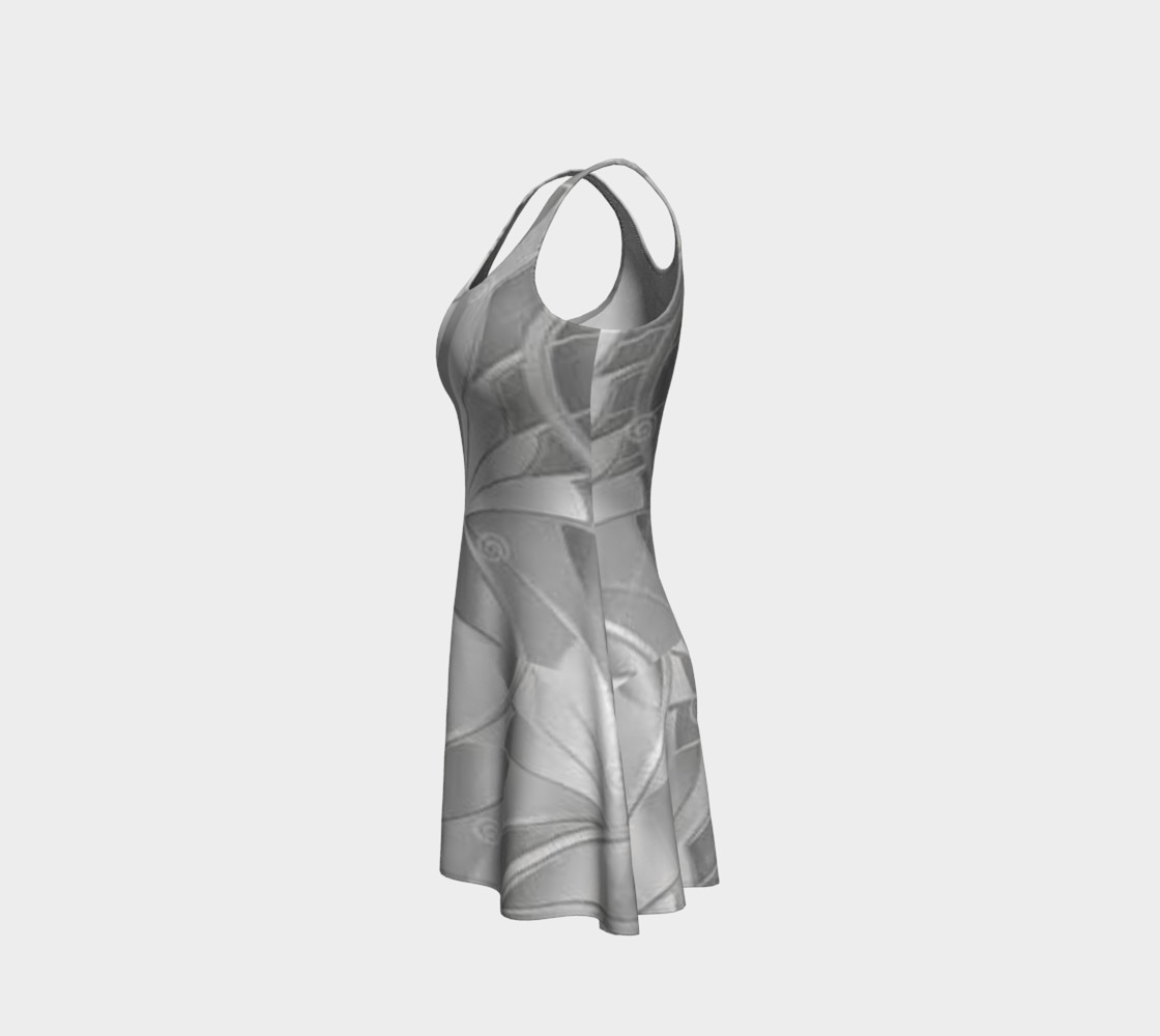 Aperçu de Silver Flair Dress   106-24 #2
