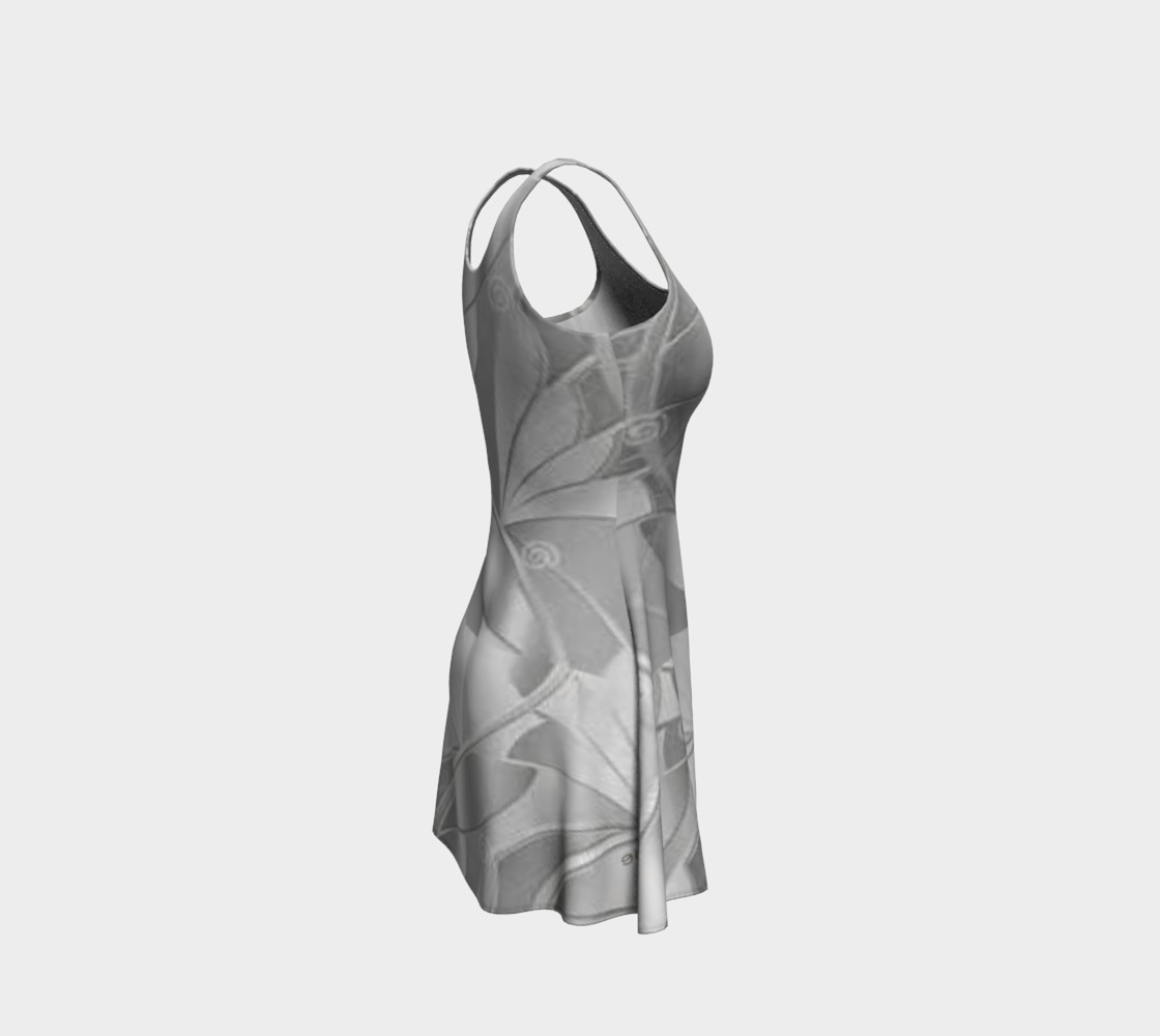 Aperçu de Silver Flair Dress   106-24 #4
