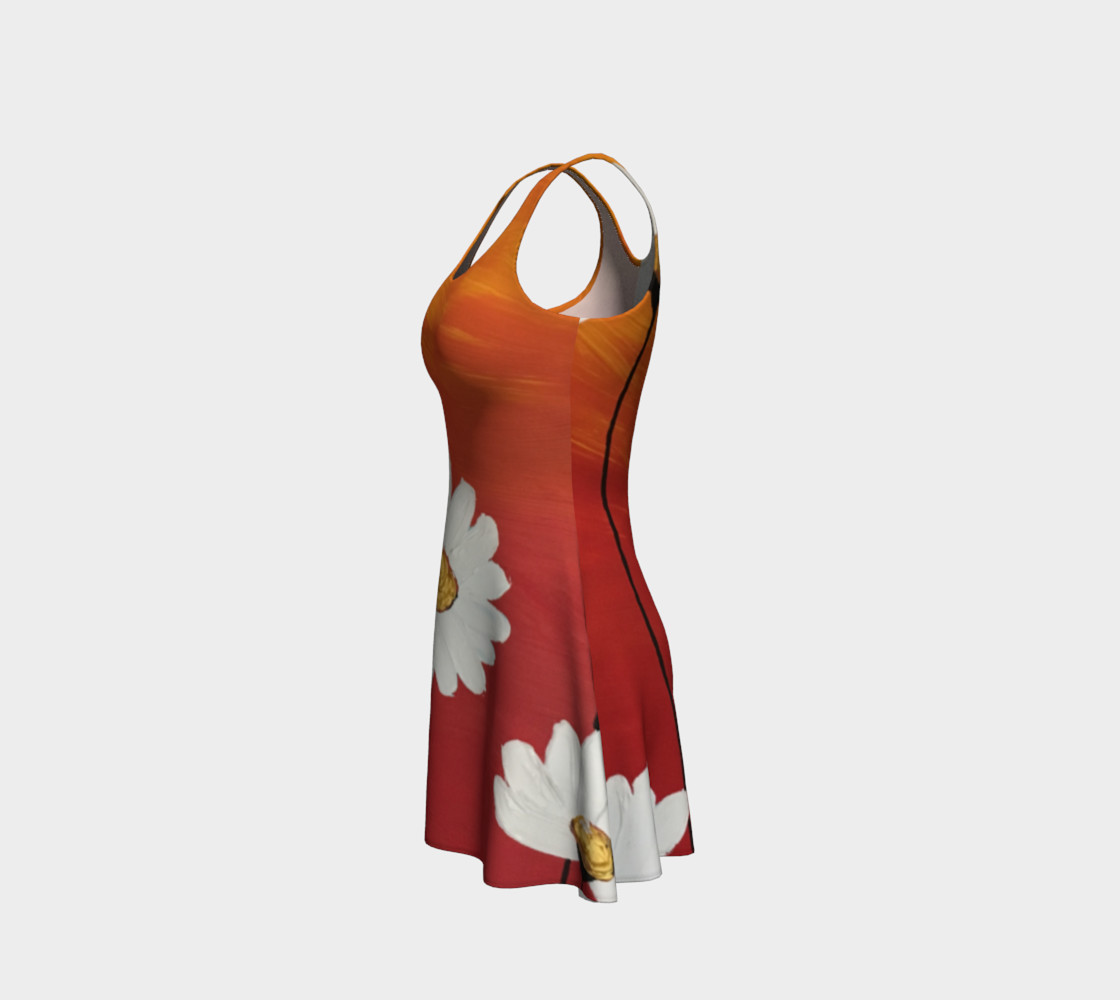 Daisy Sunset Flare Dress thumbnail #3