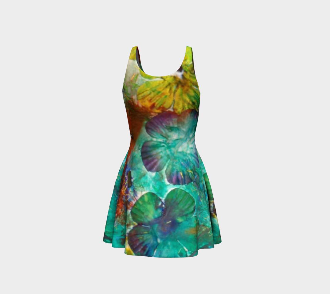 Underwater Summer Dress preview #3