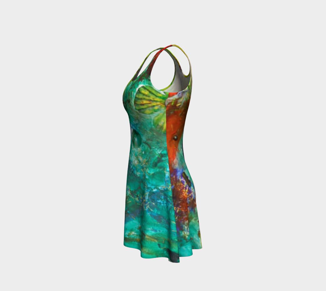 Underwater Summer Dress preview #2