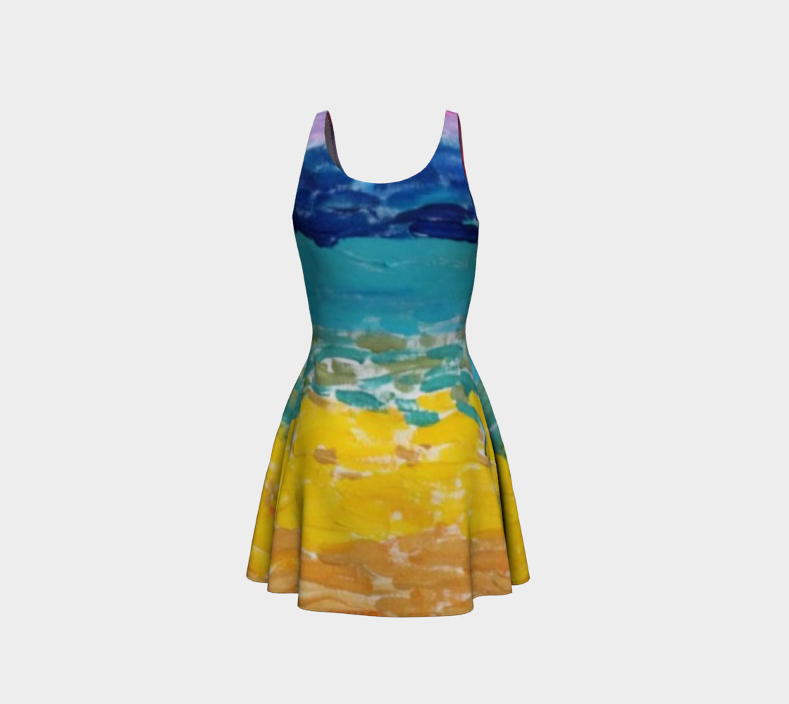 Rainbow Dreams Dress  preview #3