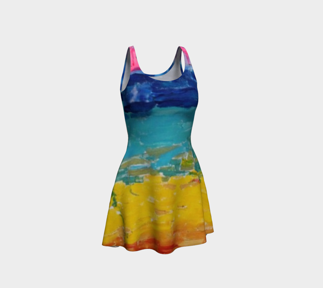 Rainbow Dreams Dress  preview #1