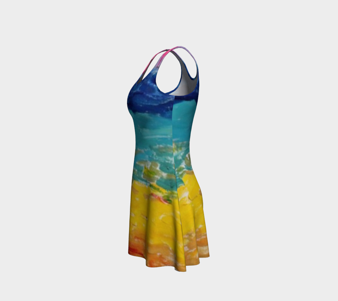 Rainbow Dreams Dress  preview #2