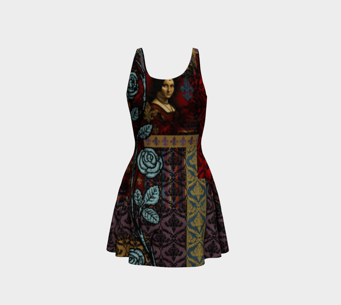 Aperçu de Roughly Royal da Vinci - Flare Dress #3