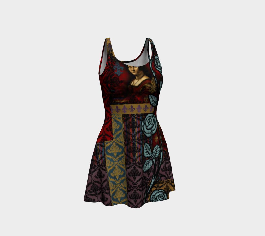 Aperçu de Roughly Royal da Vinci - Flare Dress #1