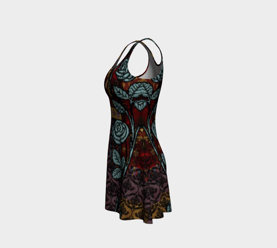Aperçu de Roughly Royal da Vinci - Flare Dress #2
