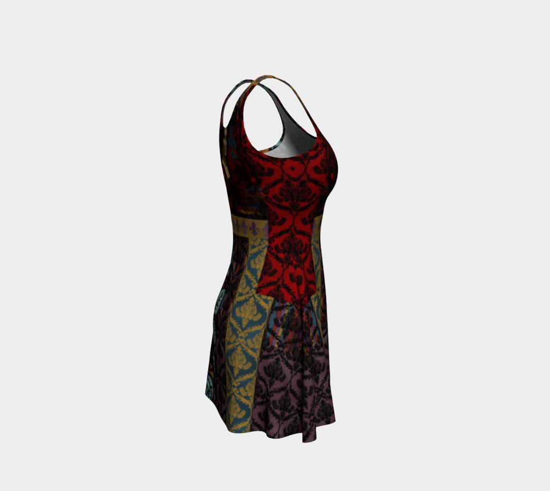 Aperçu de Roughly Royal da Vinci - Flare Dress #4