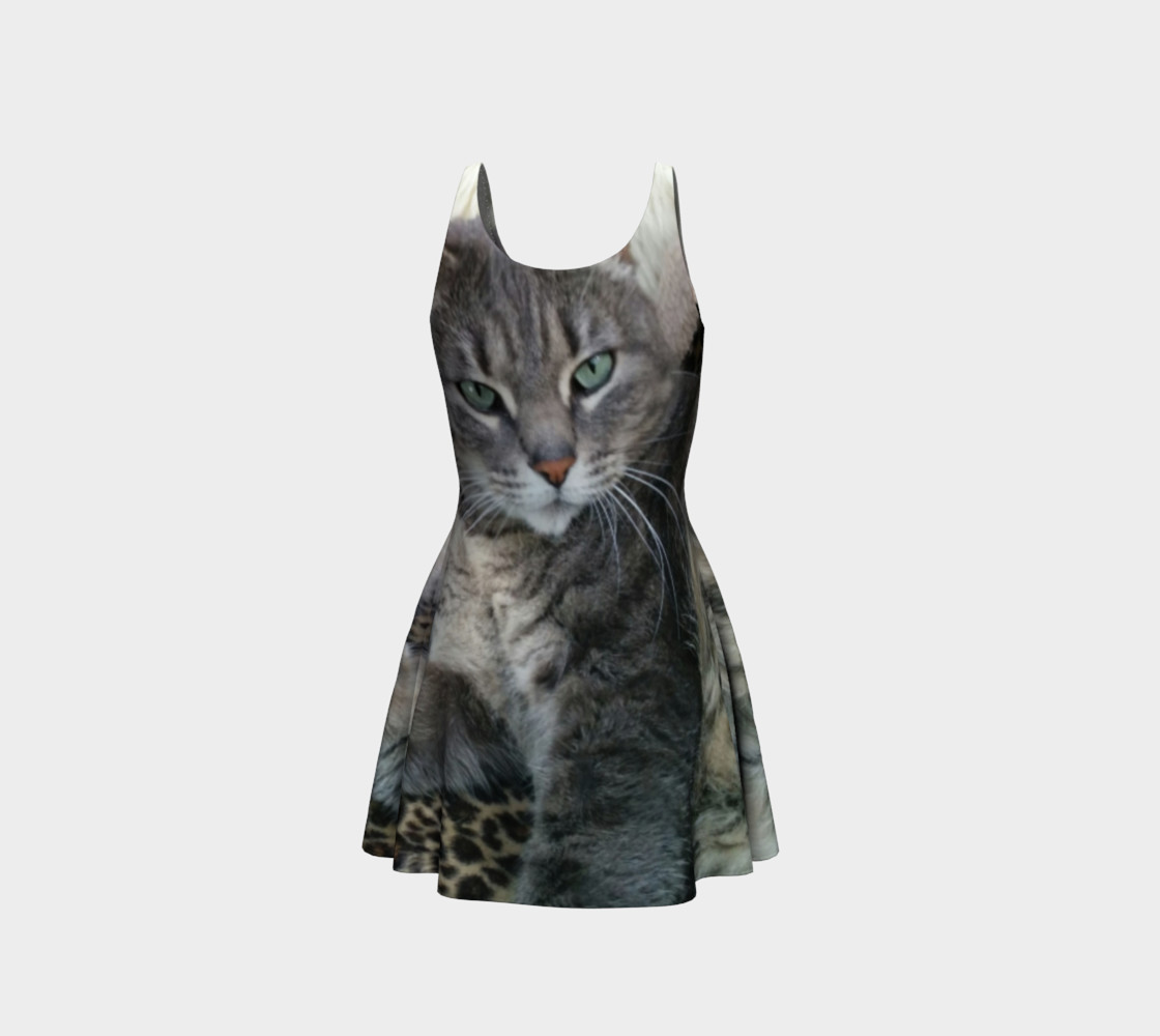 Cat Dress with Rini the Yogini preview #3