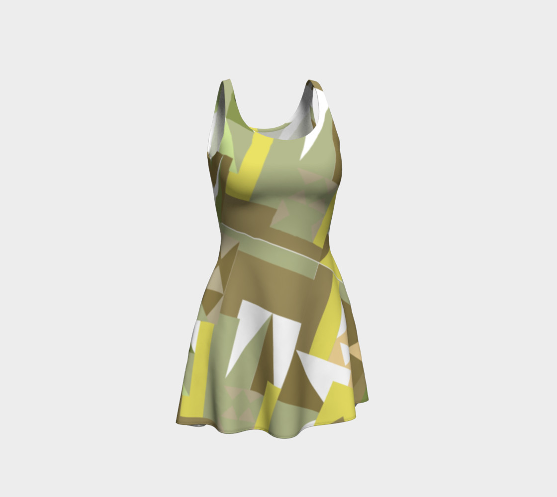 Golden Style Dress  preview #1