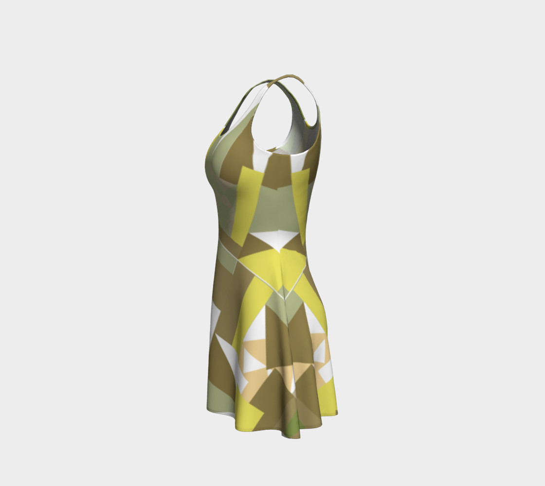 Golden Style Dress  preview #2