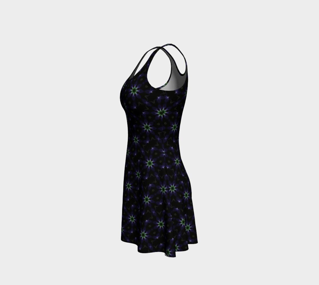 Aperçu de Bursting Violet Dress #2