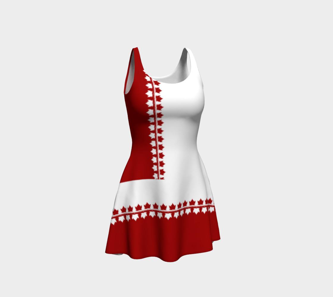 Canada Souvenir Dress Classic Flared Canada Dress preview #1