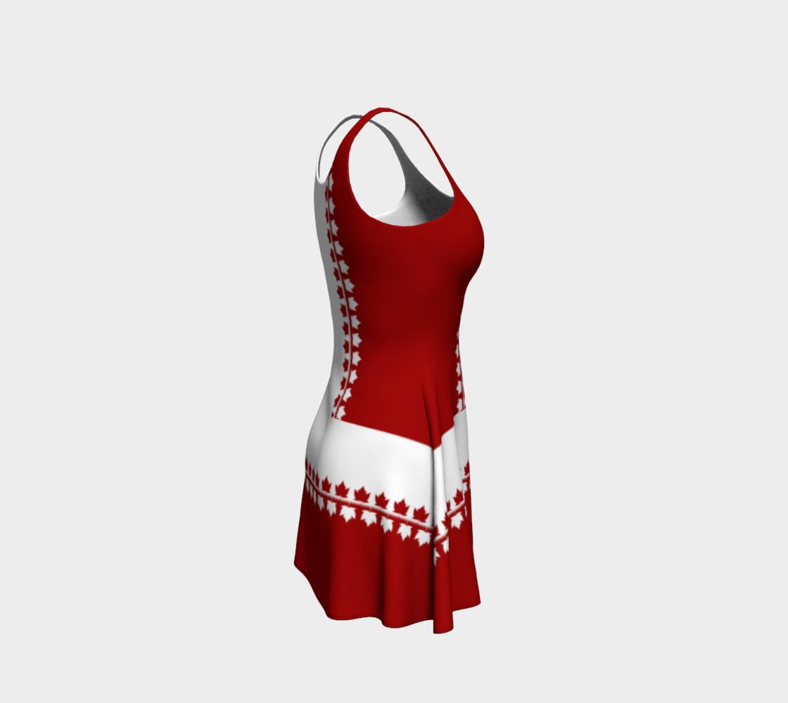 Canada Souvenir Dress Classic Flared Canada Dress preview #4