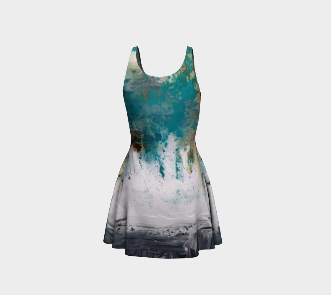Matt LeBlanc Art Flare Dress - Design 001 preview #3